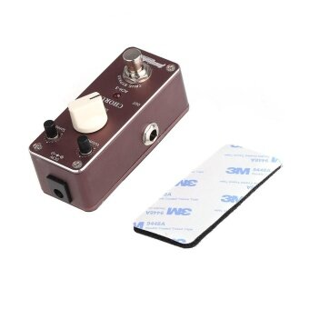 Aroma ACH-3 Mini Chorus Electric Guitar Effect Pedal with FastenerTape Aluminum Alloy Housing True Bypass - intl