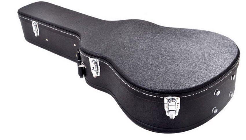 Deviser กล่องแข็งกีต้าร์คลาสลิค ขนาด 41 นิ้ว Guitar HARD Case รุ่น PH-C10 (Black)