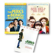 Compare Prices of DVD 3-Movie Pack: God Help The Girl + The Perks Of Being A Wallflower + Juno (3 DVDs) Online