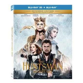 Huntsman The: Winter's War (Extended Edition) (3D+2D) (2 Disc)