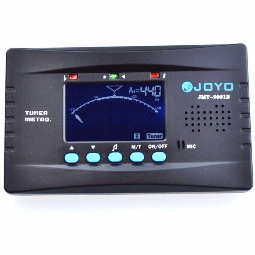 JOYO จูนเนอร์ Metro-Tuner Backlit 3 in 1 (G,B,V,U) JMT-9001B