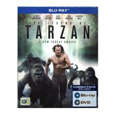 Legend of Tarzan, The/ตำนานแห่งทาร์ซาน (Blu-ray Combo Set Blu-ray + DVD) image