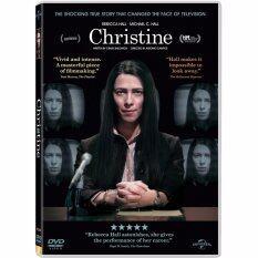 Media Play Christine คริสทีน นักข่าวสาว ฉาวช็อคโลก DVD