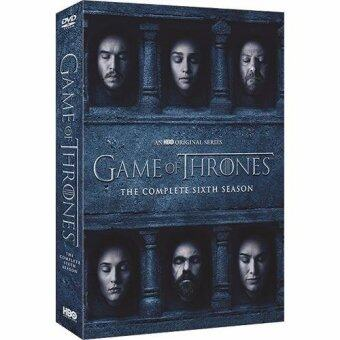 Media Play Game of Thrones The Complete 6th Season/มหาศึกชิงบัลลังก์ ปี 6 DVD