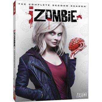 Media Play I Zombie : The Complete 2nd Season/สืบ/กลืน/สมอง ปี 2 DVD
