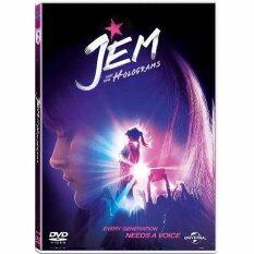 Media Play JEM & THE HOLOGRAMS/เกิร์ลกรุ๊ปซุบตาร์ท้าฝัน DVD
