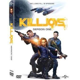 Media Play KILLJOYS: Season 1 Set (10 episodes)/คิลจอยส์ ทีมล่าผ่าจักรวาล ปี 1 DVD