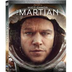 Media Play Martians, The (3D+2D+Steelbook)/เดอะ มาร์เชี่ยน กู้ตาย 140 ล้านไมล์ (3D+2D กล่องเหล็ก)
