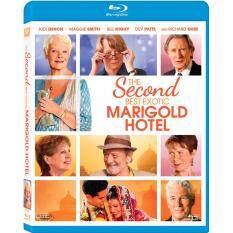 Media Play Second Best Exotic Marigold Hotel, The/โรงแรมสวรรค์ อัศจรรย์หัวใจ 2