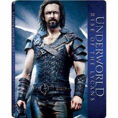 Media Play Underworld : Rise of the Lycans (Steel Book)/สงครามโค่นพันธุ์อสูร 3 ปลดแอกจอมทัพอสูร