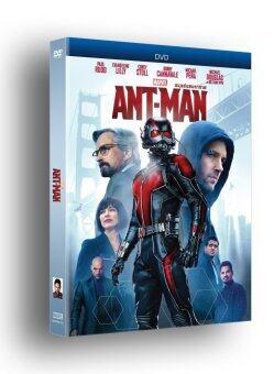 Pyramid DVD มนุษย์มดมหากาฬ : Marvel's Ant-Man (SE)