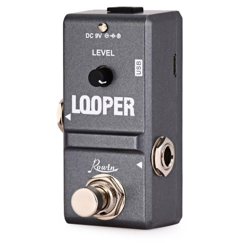 ROWIN LN - 332 Nano Looper Guitar Effector for Musical Instrument - intl