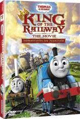 THOMAS & FRIENDS : KING OF THE RAILWAY - โธมัสยอดหัวรถจักร ชุด วีรุษเจ้ารถไฟ image