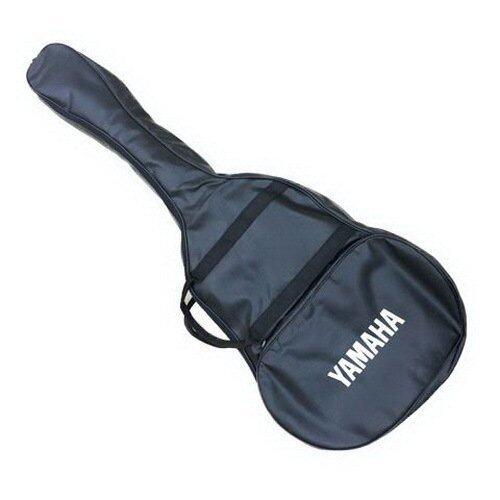 Yamaha กระเป๋ากีตาร์โปร่งแบบหนัง บุฟองน้ำ (สีดำ)