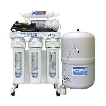 Aquatek USA เครื่องกรองน้ำ 5 ขั้นตอน ระบบ RO 50 GPD (รับประกัน 1 ปี) image