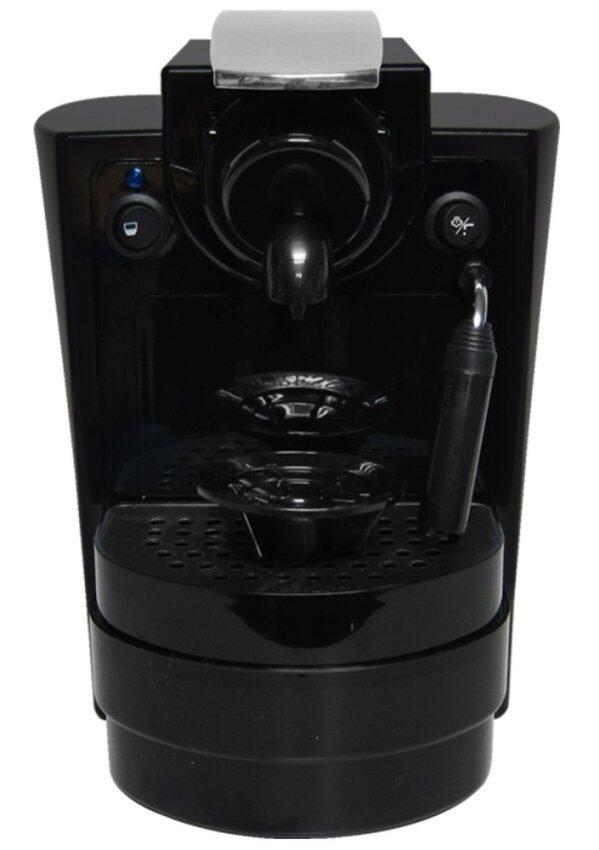 Cube คิวบ์ เครื่องทำกาแฟรุ่น อูโน่ พลัส สำหรับกาแฟลาวาซซา บลู สีดำ CUBE Uno Plus LB Blac ...