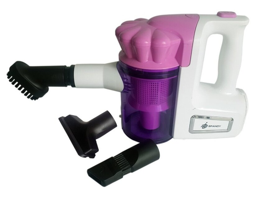 Cyclone Vacuum Cleaner LD 627 Pink Sweeper G6