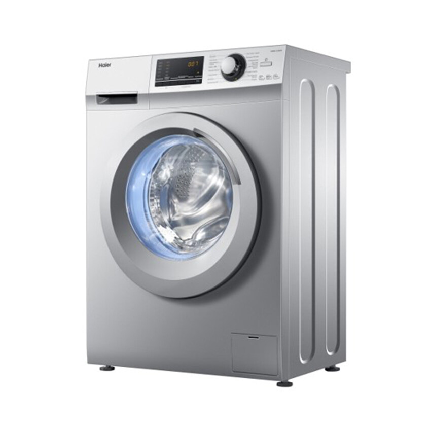 Haier เครื่องซักผ้าฝาหน้า รุ่น HW80-BPX12636S ขนาด 8 กก.