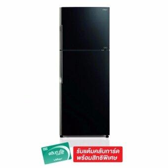 HITACHI ตู้เย็น 2 ประตู 14.4Q รุ่น R-VG400PZ GBK