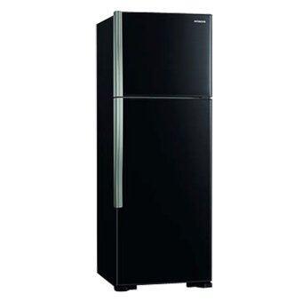 Hitachi ตู้เย็น 2 ประตู - รุ่น R-T300W 10.4 คิว สีดำ