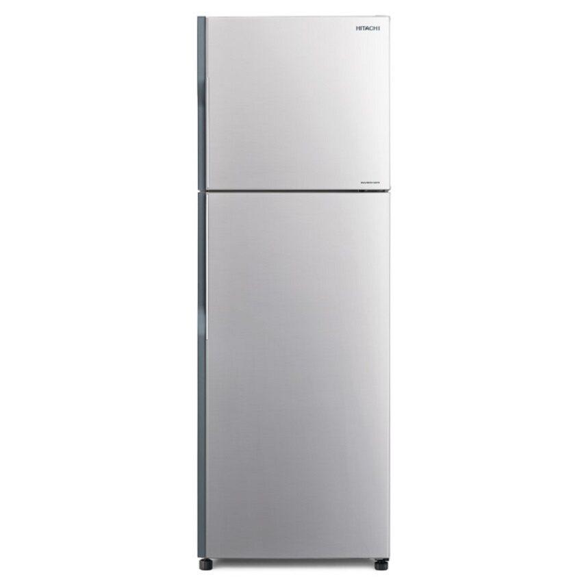 Hitachi ตู้เย็น 2 ประตู Small Stylish Series รุ่น R-H200PA ความจุ7.7 คิว (สีเงิน)