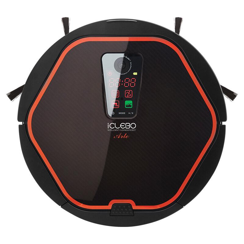 ICLEBO หุ่นยนต์ดูดฝุ่น รุ่น ARTE ผ่อน