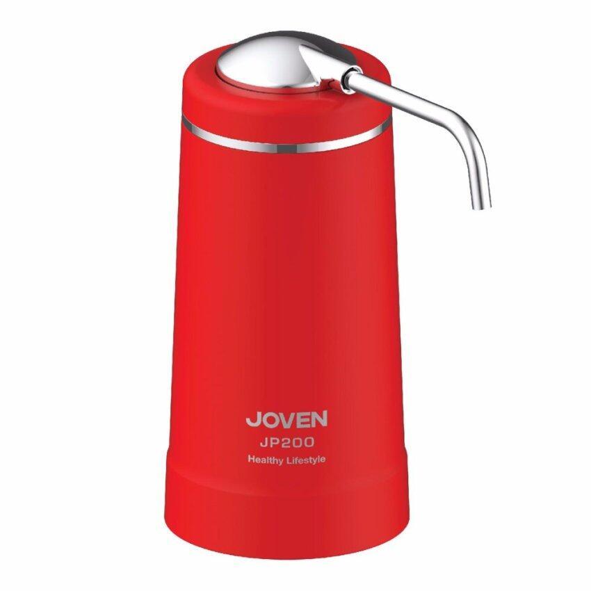 aaa Joven เครื่องกรองน้ำดื่มโจเว่น รุ่น JP200 สีแดง Sbobet