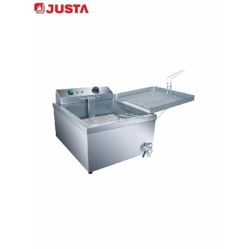 JUSTA - EF-T : เครื่องทอดโดนัทไฟฟ้า