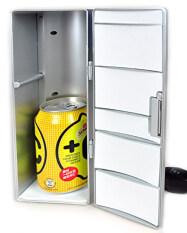Mondpalast ตู้เย็นแบบพกพา Mini USB (ใส่ได้ 2กระป๋อง)