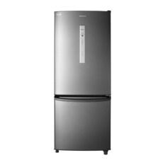 PANASONIC ตู้เย็น 2 ประตู 9.4 คิว รุ่น NR-BR307Z-S สีเงิน