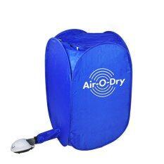 TOKAI เครื่องอบผ้าเอนกประสงค์ขนาดพกพา รุ่น Air O Dry บรรจุ 10 Kg กำลัง 800 วัตต์ 70 องศาเซลเซียส แห้งเร็วภายใน 10 นาที น้ำหนัก 4 Kg (สีน้ำเงิน)