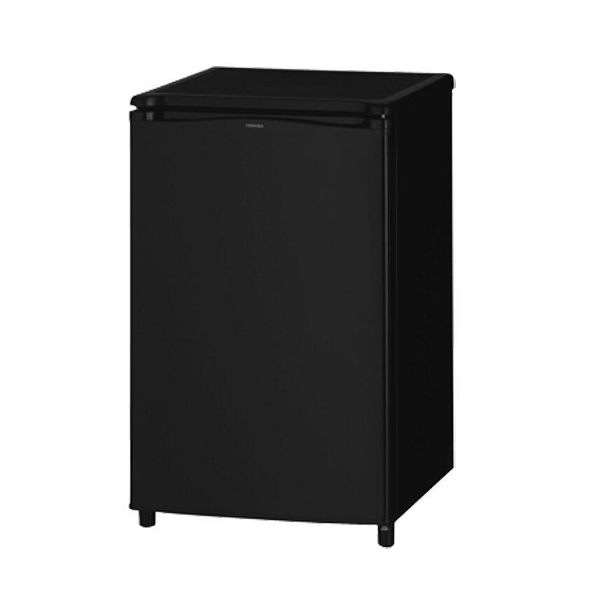 TOSHIBA ตู้เย็น 1 ประตู รุ่น GR-A906ZBK 3.0คิว สีดำ ...