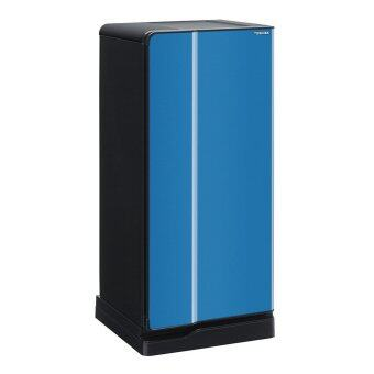 Toshiba ตู้เย็น 1 ประตู รุ่น GR-B175ZNB 6.2 คิว (สีน้ำเงิน)