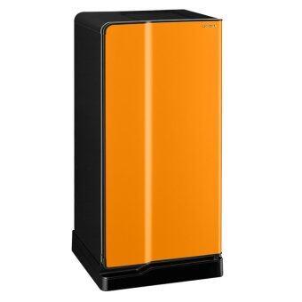 Toshiba ตู้เย็น 1 ประตู - รุ่น GR-B175ZXO 6.2 คิว สีส้ม/ดำ