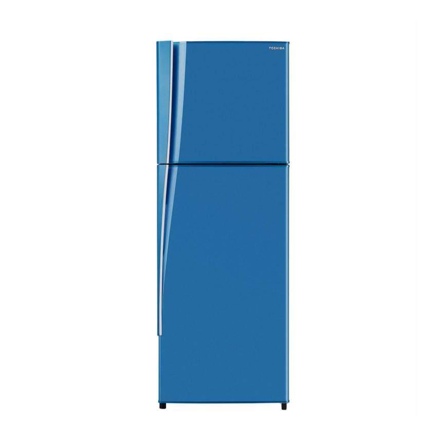 Toshiba 2-Door Refrigerators (6.8 CU.FT) model Twist (GR-T21KT) ในครัวsbo