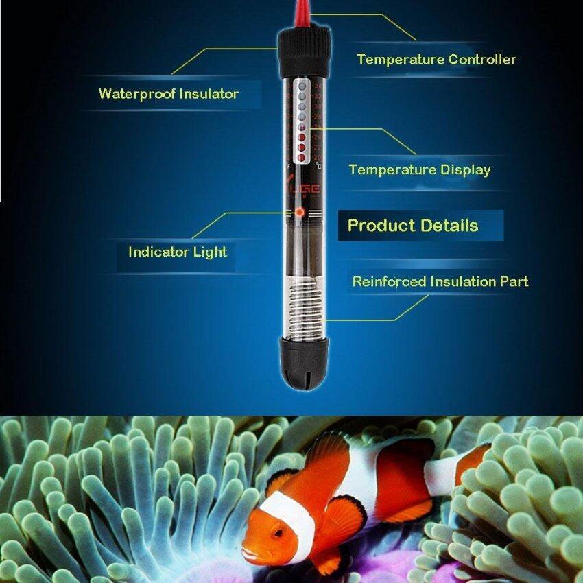 Submersible Water Pump. Source · 50W Aquarium Heater Rod Aquarium Thermometer Sticker .