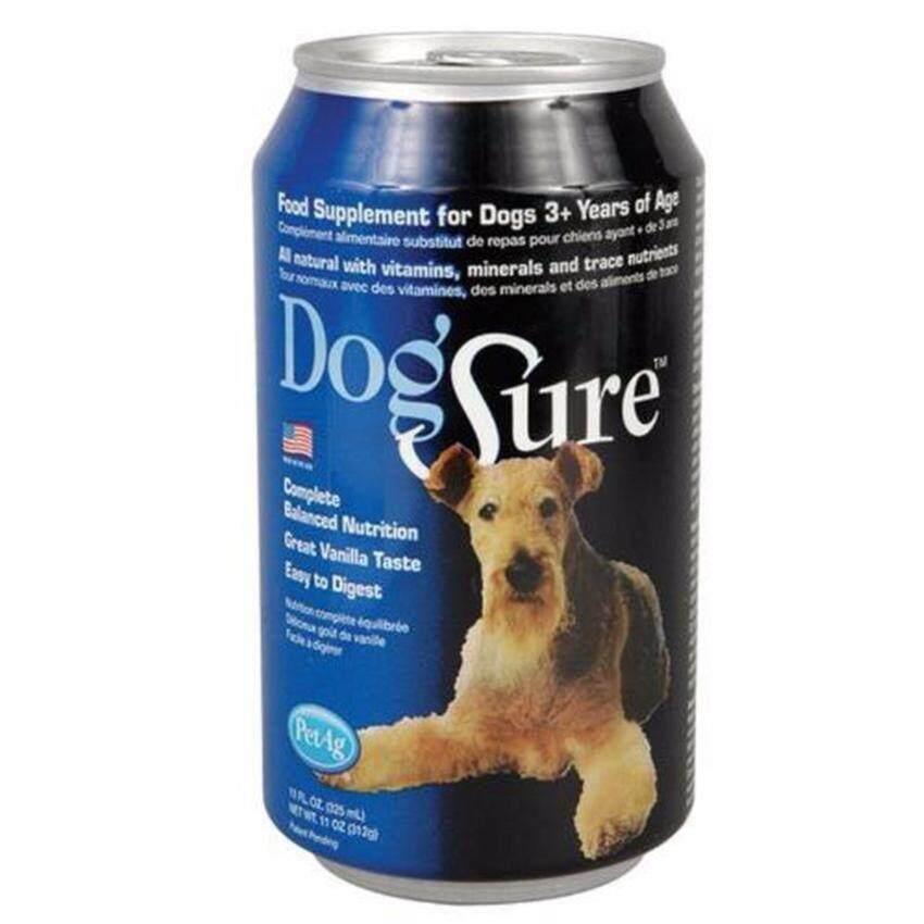 Petag Dog Sure อาหารเหลวสำหรับสุนัข ขนาด 12oz/325ml ...