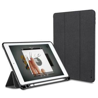 เคสไอแพดโปร 10.5 iVAPO Leather PU Slim Flip Folio Smart Cover With Pencil Holder For Apple Pencil case for iPad Pro 10.5 (มีช่องเสียบ Apple Pencil) ของแท้