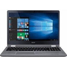 2017 Newest Acer Aspire 15.6'' 2-in-1 Convertible FHD IPS Touchscreen Premium High Performance Laptop, Intel Core i5-7200U 2.5GHz, 8GB Memory, 1TB HDD, Backlit Keyboard, Bluetooth, Wi-Fi, Windows 10 - intl