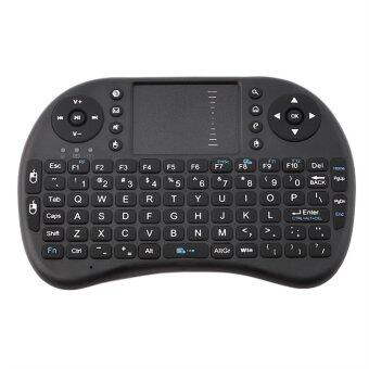 2.4G Mini Wireless Keyboard Mouse with Touchpad for PC Android TV HTPC