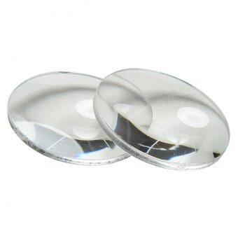 25*45MM BiConvex Lens for Google Cardboard 3D Video Glasses 4pcs - Intl