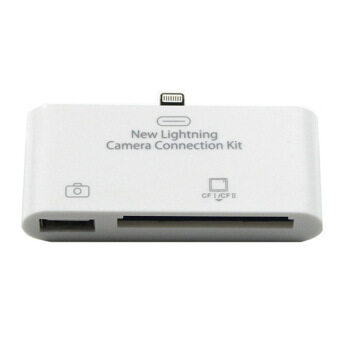 2in1 OTG Card Readers with Digital Camera Connection Kit USBFlashDisk for IOS