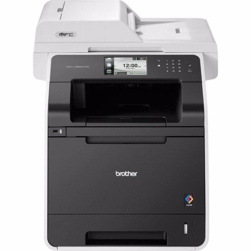 รับประกัน 3 ปี Brother MFC-L8850CDW Color Print Copy Scan Fax PC Fax