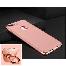ซื้อ 3 In 1 Ultra Thin Pc With Bear Ring Hard Case Phone Cover Case For Asus Zenfone 3 Laser Zc551kl(rose Gold) - Intl ราคา 236 บาท(-28%) ออนไลน์ ไม่ยุ่งยาก ...