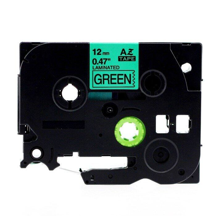 3 x Kenight Laminated Label Tape Compatible for Brother P-Touch Tze Tapes TZe-731 TZ-731 ...