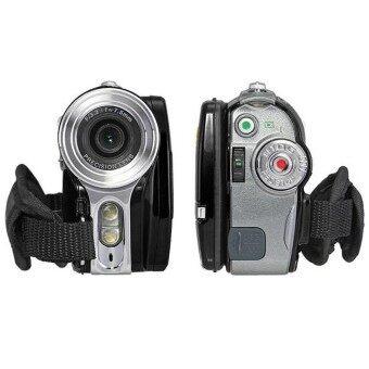 3.0inch TFT LCD 20MP HD 720P 16X Zoom Digital Camera Camcorder Video DVR DV Black - intl