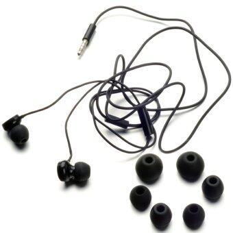3.5มมสายหูฟังหูฟัง Micphone สำหรับ Nokia (สีดำ)-