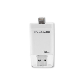 64GB 64GB 64GB i-flashdrive OTG USB Flash Drive for iphone 5/5c/5s/6/6s/6splus (white)