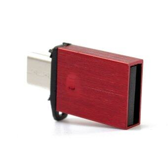 8GB G USB/Micro USB Flash Pen Drive Memoria Memory Stick OTG Red