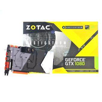 8GB GDDR5X GTX1080 Zotac Arcticstrom